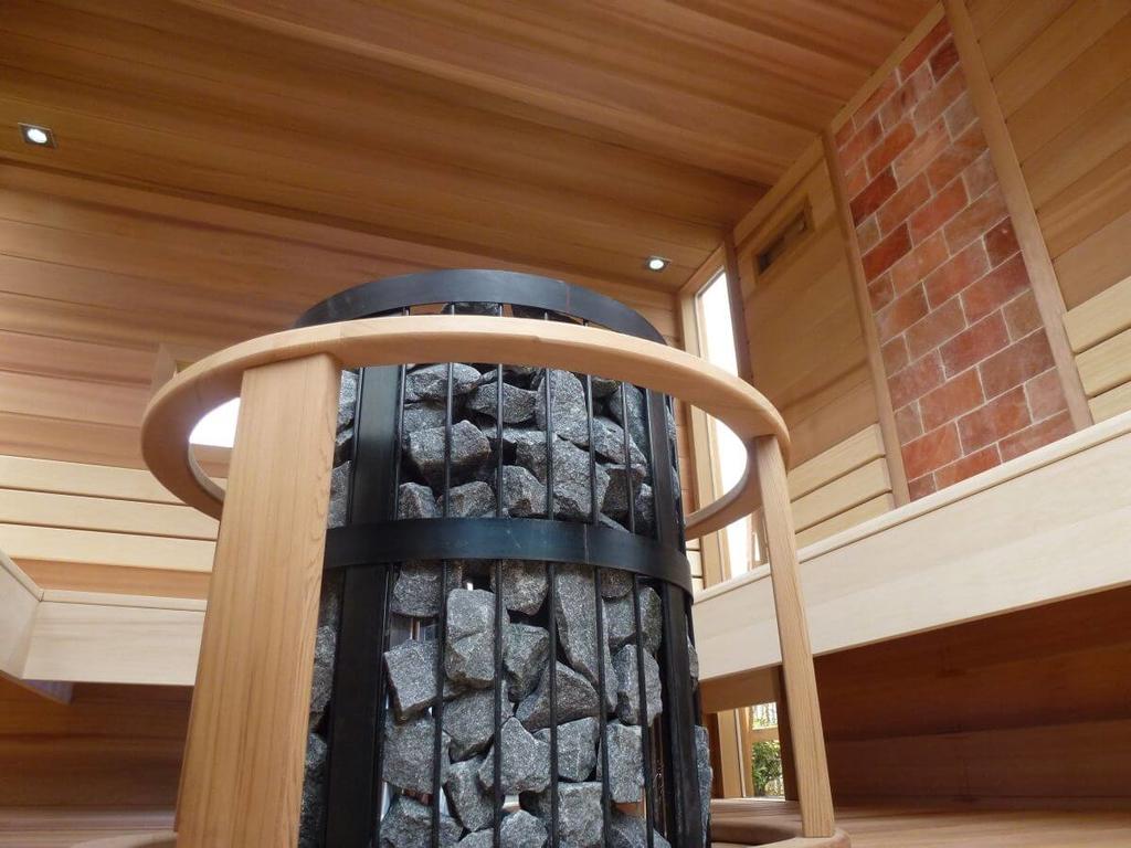 Egyedi kültéri szauna kanadai vörös cédrus faanyagból! | Inua Szauna Kft.